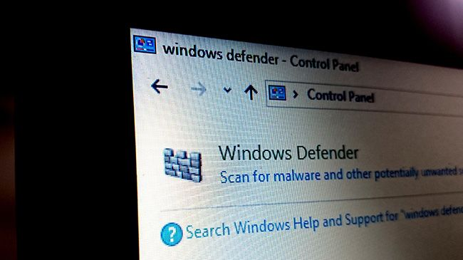 Is Windows Defender Sufficient