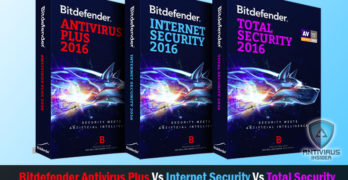 Bitdefender Antivirus Plus Vs Internet Security Vs Total Security
