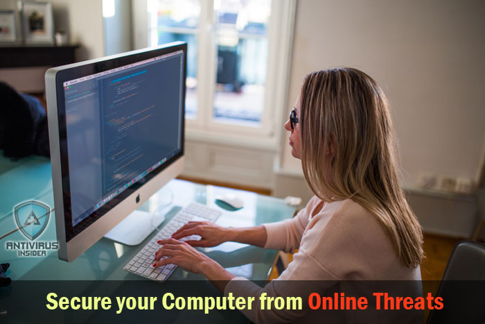 Secure your Computer from Online Threats