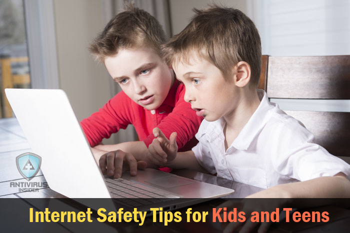 Is internet safety for teen