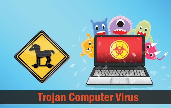 Trojan computer virus