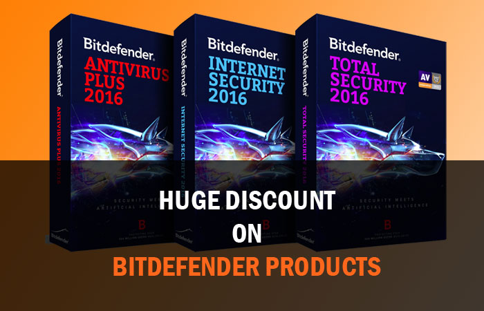 Bitdefender coupon code