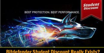 Bitdefender Student Discount Coupon