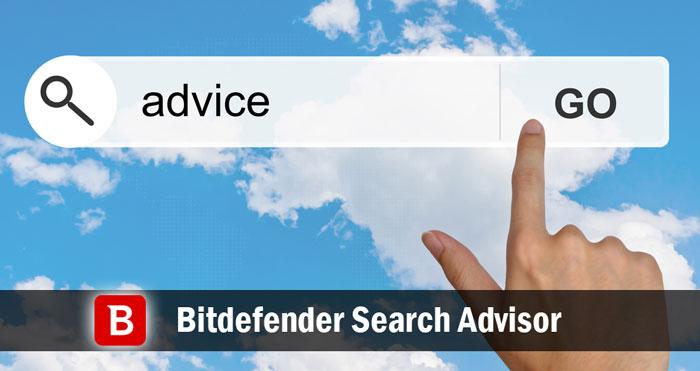 Bitdefender Search Advisor