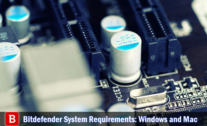 Bitdefender System Requirements