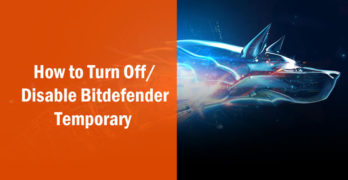 disable bitdefender