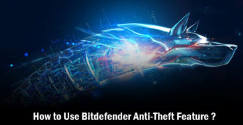 Bitdefender Anti-Theft
