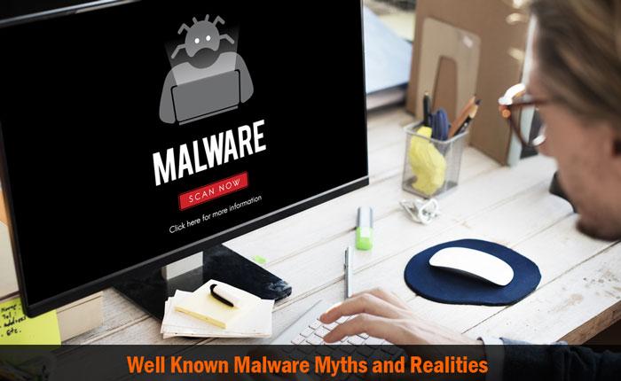 Malware Myths and Realities