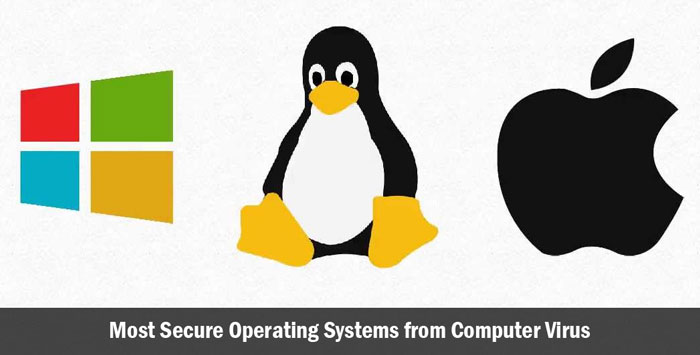 Most Secure Operating Systems