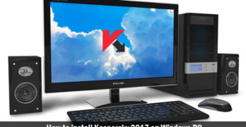 install Kaspersky 2017 on Windows PC