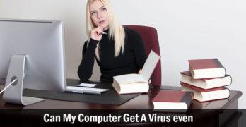 A Virus even After installing Antivirus Program