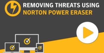 Norton Power Eraser Tool