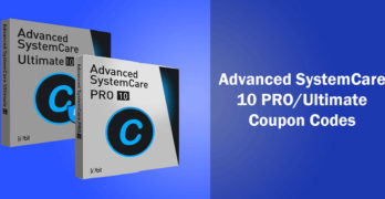 Advanced SystemCare 10 PRO Coupon Codes
