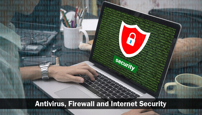 Difference Between Antivirus, Firewall and Internet Security