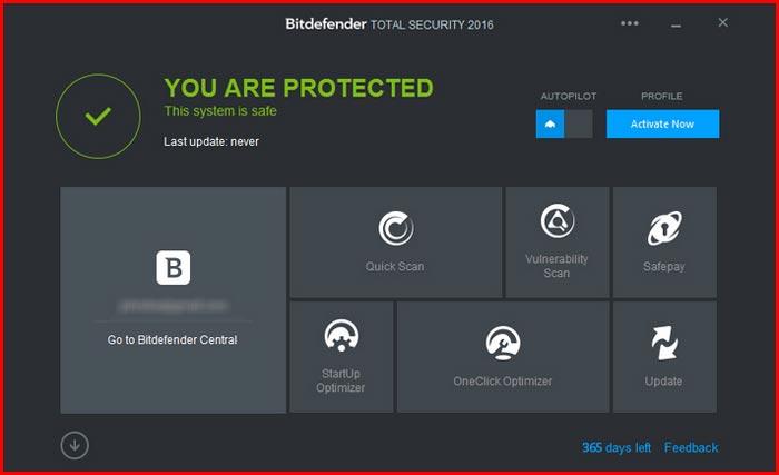 Bitdefender Total Security Coupon